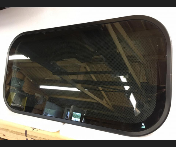 Replacement Fixed Sunroof Unit Large