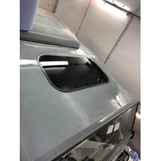 PREMIUM  Double glazed fixed sunroof