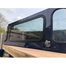 NEW  Landrover Crewcab rear fixed privacy frame replacement unit