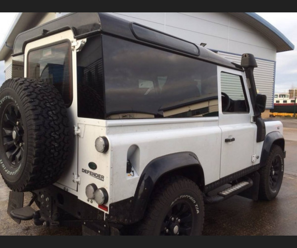Defender 90 Out of stock