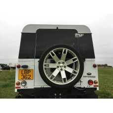 Defender 90 / 110 Half Pano Heated Rear Door