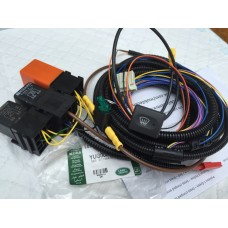 heated wiring loom - puma/td5