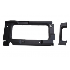 Defender 90 BLACK Van Inner Trim Set