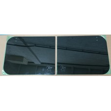 Defender 90 / 110 Rear Truck Cab rear frame  Privacy Glass Replacement