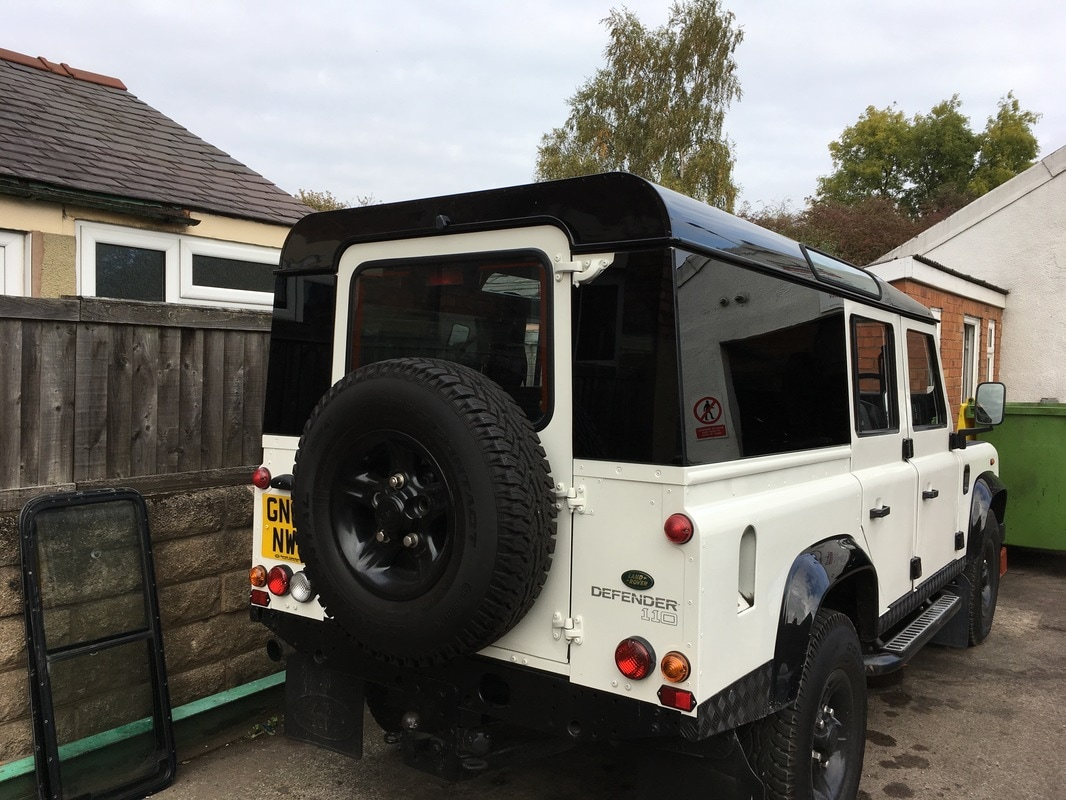 Vgs Vehicle Glazing Tinted Privacy Glass Toughened